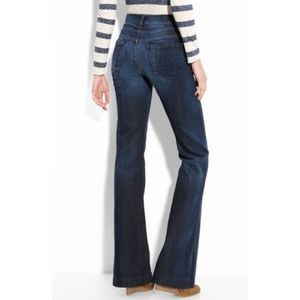 Citizens of Humanity Hutton Mid Rise Wide Leg Jean